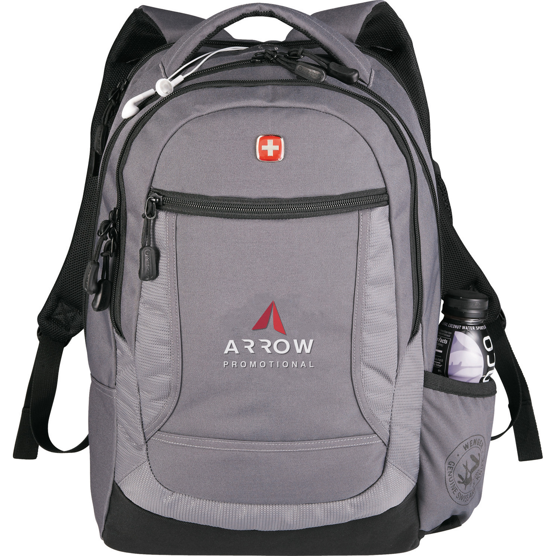 Top Ten_Arrow Promotional_Backpack