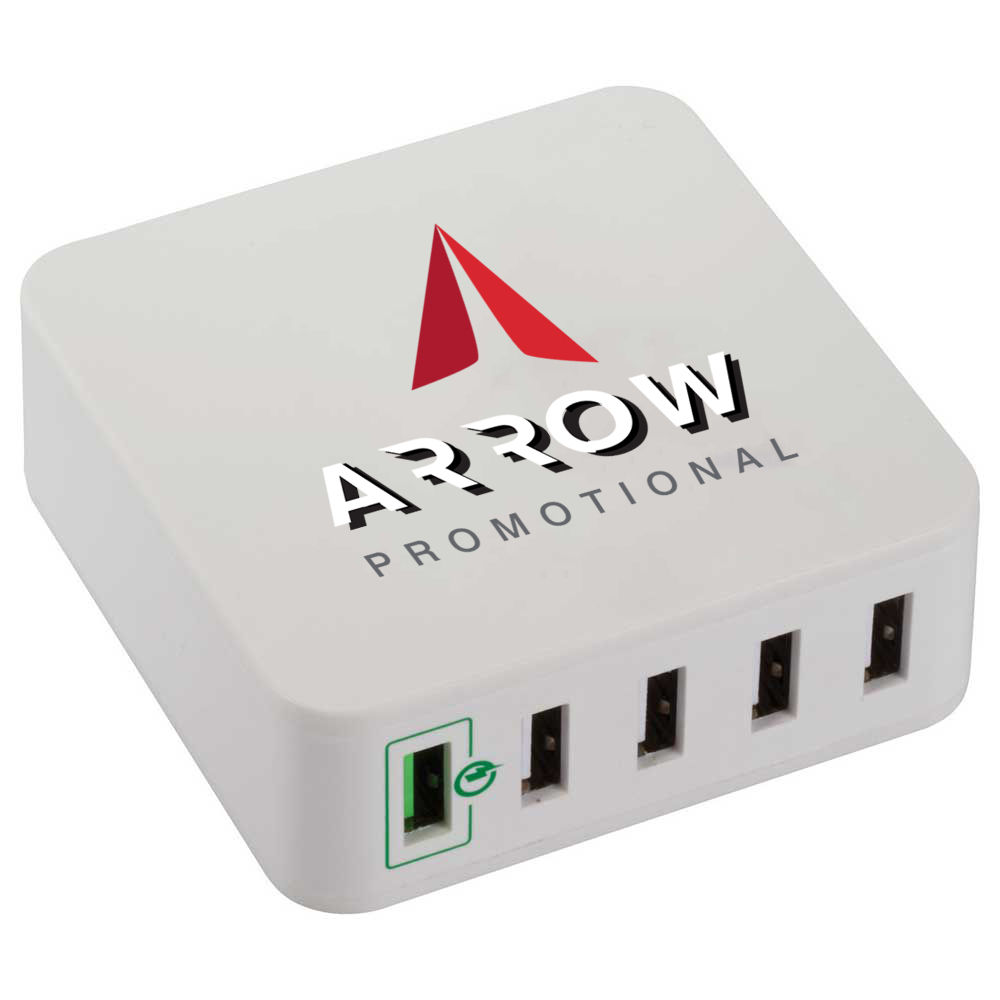 Top Ten_Arrow Promotional_Charger