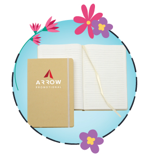 Spring-Arrow Promotional-Notebook